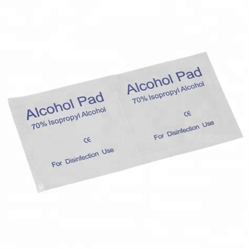 Non Woven Alcohol Pad 70% Isopropyldesinfektion