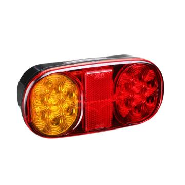 Emark Submersible Tail Lights Boat Trailer