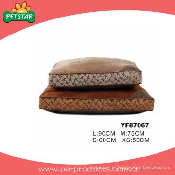Rectángulo cama de perro barata baratos, inserciones cama de perro (yf87067)