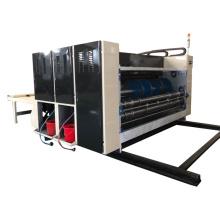 High precision semi automatic flexo italian printing machine