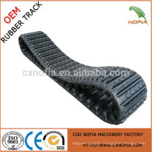 Agricultural Machine Rubber Track