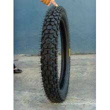 Référence du fabricant Qingdao en gros pour mieux vendre des produits 350-18 pneu de moto et tube