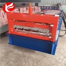 Metal sheet color steel roof sheet forming machine