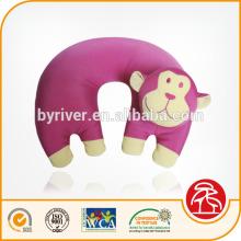 Kid animal shaped microbead pillow