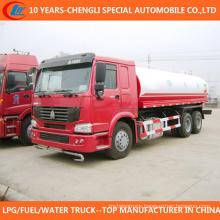 12cbm 14cbm 16cbm 6X4 Water Tank Truck