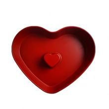 Baking Supplies Heart Shape Pan Cake Molds