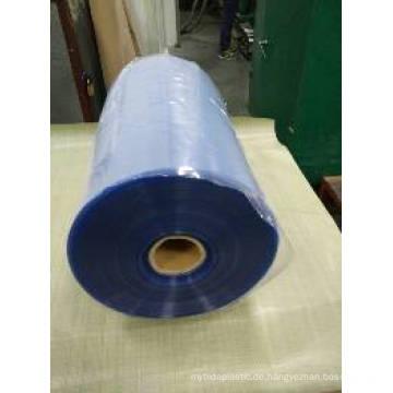 Transparentes PVC 0,25mm für Pharmaverpackung