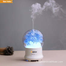 Machine ultrasonique de parfum d'humidificateur de fleur 120ML