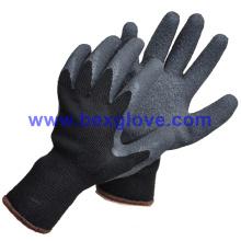 10 Guage Polyester Latex Glove