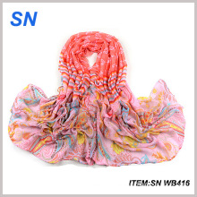 Fashionable Spring Wide Shawls and Scarves Wholesale