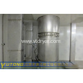 sodium oxalate natrium oxalicum high speed rotary dryer