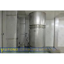 Equipo flash Dryin para abamectina