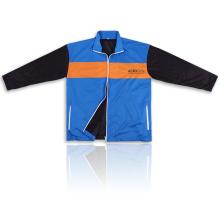 Спортивная сублиматинская водонепроницаемая куртка