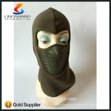 2015 new product cold winter hat knitted cap for neck warmer balaclava face mask
