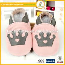 Chinese Probe willkommen vernünftige Preis weiche Leder Baby Schuhe 2015