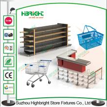 Magasin luminaire épicerie supermarché d'équipement
