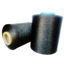 Fil conducteur électrique, fibre de carbone électriquement conductrice, fil conducteur électrique