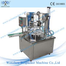 Automatic Rotary Type Plastic Coffee Capsule Filling Machine