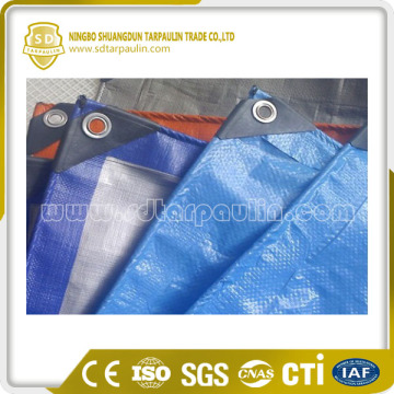 Impermeable Car Boot Liner Poly Tarpaulin