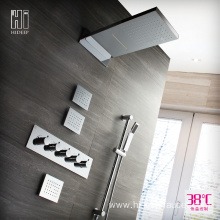HIDEEP Shower Set Thermostatic Rain Shower Faucet