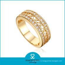 Подлинное сочетание свадьбы Серебряное кольцо ювелирные изделия (R-0334)
