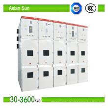Elektrisches Gerät Mns 660V Indoor mit zeichenbare Niederspannungs-Schaltanlagen