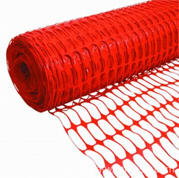 Road Safety Plastic Red Barrier Plastic Fence