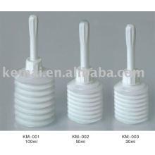 30ml-100ml Frascos de enxágue para mulheres