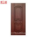 Poignée de porte en métal de luxe porte de sécurité en acier inoxydable design porte acier