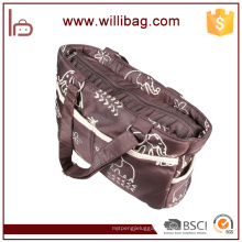 Promotional Western Diaper Bag With Animal