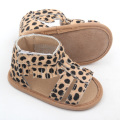 Leopard Baby Shoes Moccasins Toddler