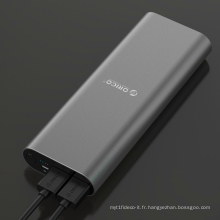 ORICO S2 20000mAh Dual Output Power Bank Charge intelligente