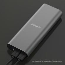 ORICO S2 20000mAh Banco de energia de saída dupla Carregamento inteligente