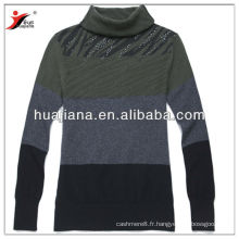 Élégant pull femme 2013 nouveau / excellent antipilling tricot de fil de cachemire