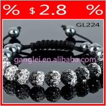 beads supplies shamballa bracelet