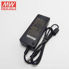 Original MEAN WELL Desktop-Typ Adapter 12V 18W bis 280W GS60A12-P1J / GST60A12-P1J