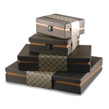 Коробка из бумаги Коробка ювелирных изделий / Коробка подарка /