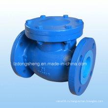 Обратные клапаны, проверка на отклонение, чугун Соответствует стандарту DIN 2533