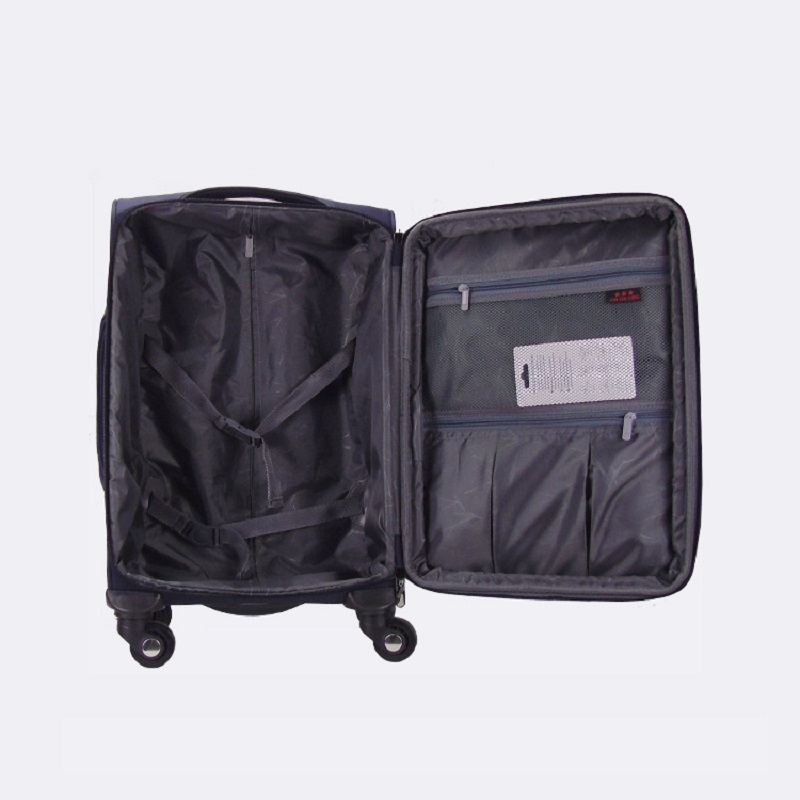 top quality lining trolley bag