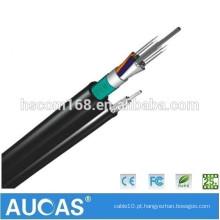 China fornecedor cabo de fibra óptica spool, rolo de cabo de fibra óptica