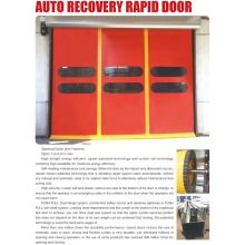 Self-repairing High Performance PVC Curtain Automatic Door