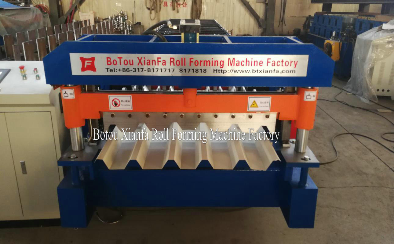 IBR rolling machine