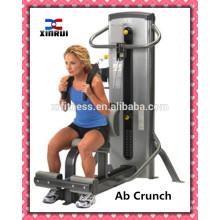 Máquina Crunch Abdominal Sentada