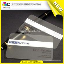 Cartões de visita de papelão de alta qualidade de alta qualidade,