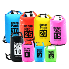 5L 10L 20L 30L Floating Backpack Waterproof Dry Bag ,Roll Top Dry Compression Sack Keeps Gear Dry for Kayaking Beach Rafting