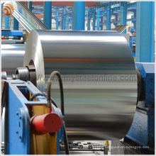 Electrolytic Tin Plated Steel Coil JIS G3303 T3 BA 2.8/2.8gsm Bright Finish