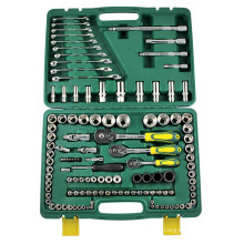 "120PCS 1/2 ""1/4"" Socket Set Kit de Ferramentas para Ferramentas Elétricas"