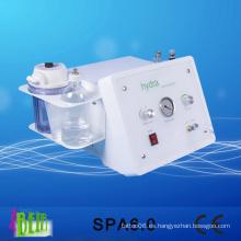 Máquina caliente de Dermabrasion del diamante de la venta / 3 en 1 máquina SPA6.0 del dermoabrasión del diamante