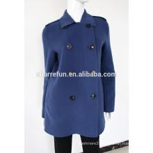 2015-2016 luxurious winter style ladies's 100%cashmere jacket