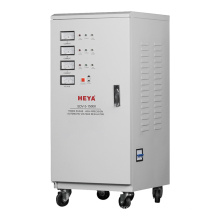 Industrial 380VAC Power 15KVA 30KVA 60KVA Servo 3 Phase Automatic Voltage Stabilizers